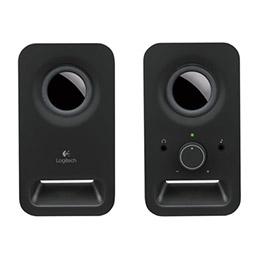 Logitech Z150 - Haut-parleurs - noir (photo)