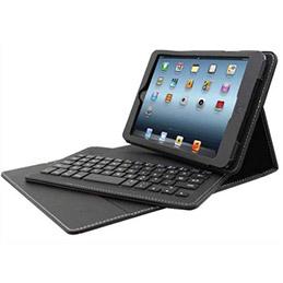 Clavier Bluetooth MOBILITY LAB Folio - pour Ipad mini - noir (photo)