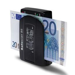 Détecteur de faux billets automatique Safescan 85 (photo)