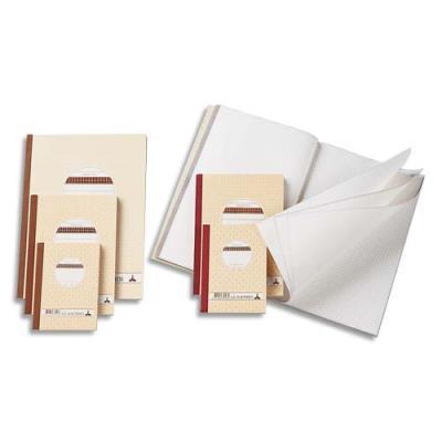 Manifold Le Dauphin - autocopiant - quadrillé 148x105 mm - 50 feuillets - tripli