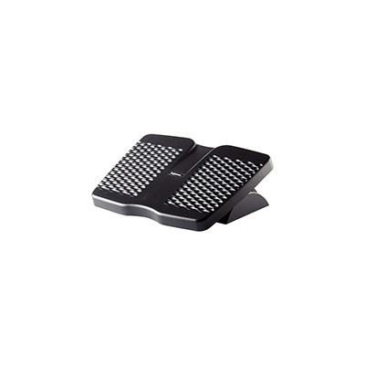 Repose-pieds Fellowes Refresh ventilé et réglable - noir (photo)
