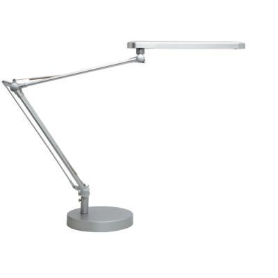 Lampe à led Unilux Mamboled - en ABS et alu - grise