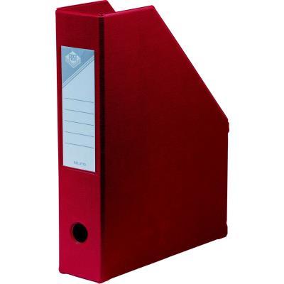 Porte-revues Esselte Vivida - dos 7 cm - rouge