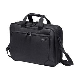 Dicota toptravellerecodual laptop bag 15 6 sacoche pour ordinateur portable 15 6 noir - Top office ordinateur portable ...