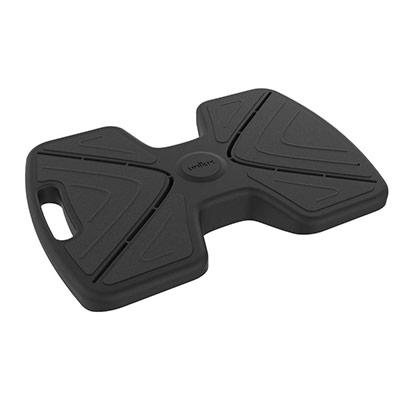 Repose-pieds ergonomique Updown - noir (photo)
