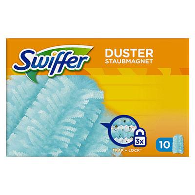 Plumeaux pour recharge Swiffer - boîte de 10