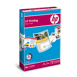 Papier HP CHP210 - laser - A4 - 80gr - 500 feuilles (photo)