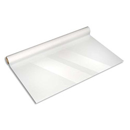 Rouleau de feuilles prédécoupées LEGAMASTER Magic Chart - marqueur effaçable à sec - L65,5 x H9 cm blanc (photo)