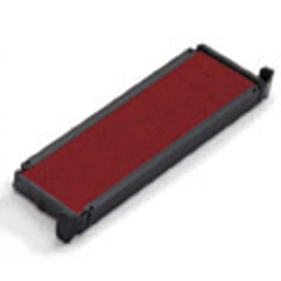 Blister 3 recharges Trodat 6/4915 pour appareil 4915 - rouge