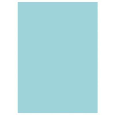 Chemises dossiers 220g recyclées - 24 x 32 cm - bleu clair - lot de 100