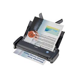 Canon imageFORMULA P-215II - Scanner de documents - CMOS / CIS - Recto-verso - 216 x 1000 mm - 600 dpi x 600 dpi - jusqu'à 15 ppm (mono) / jusqu'à 10 ppm (couleur) - Chargeur automatique de documents (20 feuilles) - jusqu'à 500 pages par jour - USB 2.0 (photo)