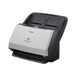 Canon imageFORMULA DR-M160II - Scanner de documents - CMOS / CIS - Recto-verso - 216 x 3000 mm - 600 dpi - jusqu'à 60 ppm (mono) / jusqu'à 60 ppm (couleur) - Chargeur automatique de documents (60 feuilles) - jusqu'à 7000 pages par jour - USB 2.0