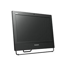 Lenovo ThinkCentre M73z 10BC - Tout-en-un - Pentium G3240 / 3.1 GHz - RAM 4 Go - HDD 500 Go - graveur de DVD - HD Graphics - GigE - LAN sans fil: 802.11b/g/n, Bluetooth 4.0 - Win 7 Pro 64 bits (comprend Licence Windows 8,1 Pro 64 bits) - moniteur : LED 20