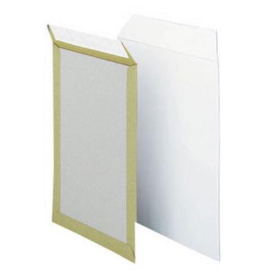 Enveloppe carton et kraft - format C4 - 324 x 229 mm - 90g/m² fermeture autocollante - lot de 125