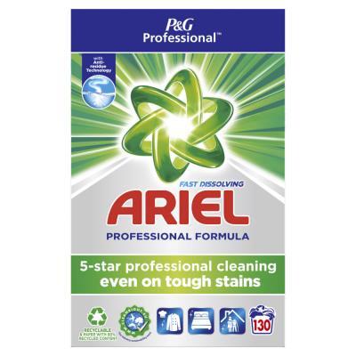 Lessive en poudre Professional - baril de 130 doses - paquet 8450 grammes (photo)