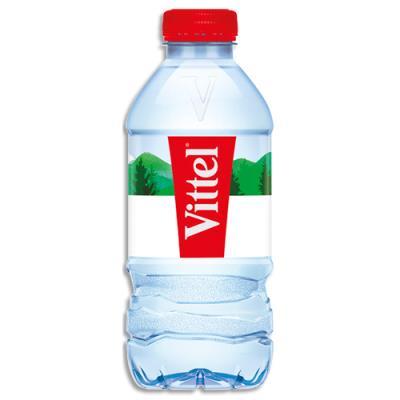Bouteille d'eau Vittel - 33 cl (photo)