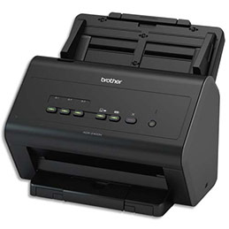 Scanner Brother ADS-2400N (photo)