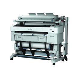 Epson KSC11A - Option MFP - 153 x 2438.4 mm - 600 dpi x 600 dpi - pour SureColor SC-T3200, SC-T5200, SC-T7200 (photo)