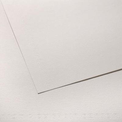 Feuille de papier dessin 'C' à grain Canson - 224g - 50x65cm (photo)