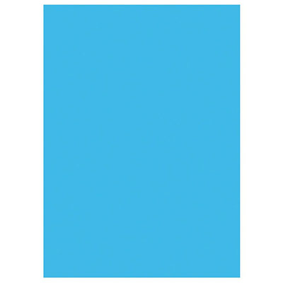 Chemises dossiers 220g recyclées - 24 x 32 cm - bleu foncé - lot de 100