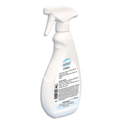 Spray nettoyant pour les vitres et surfaces modernes - dégraisse et nettoie - 750 ml (photo)
