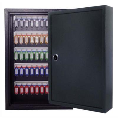 Armoire à clés en tôle d'acier Pavo - 150 clés (photo)