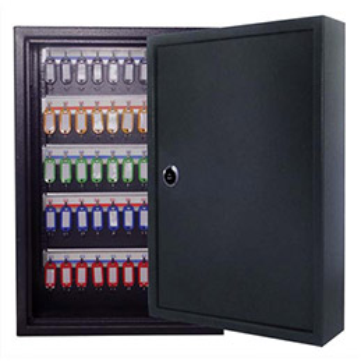 Armoire à clés en tôle d'acier Pavo - 300 clés (photo)