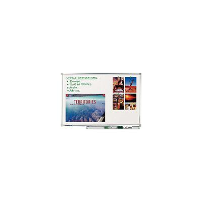 Tableau blanc professionnel Legamaster avec surface émaillée magnétique 90 x 120 cm