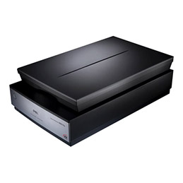 Epson Perfection V850 Pro - Scanner à plat - CCD - A4/Letter - 6400 dpi x 9600 dpi - USB 2.0 (photo)