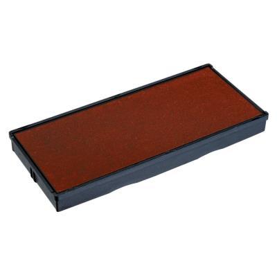 Cassette d'encre Colop compatible Trodat Printy 4915 - rouge - lot de 2