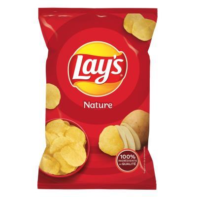 Paquet de Chips  nature 45 g