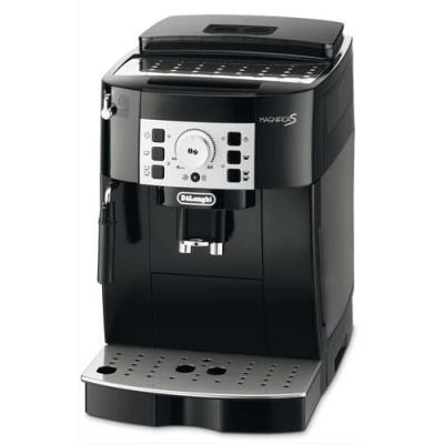 Machine à café Delonghi - broyeur à grain 250g - réservoir 1,7L - L23,8 x H35,1 x P43 cm - noir (photo)