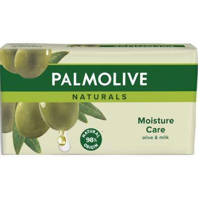 Lot de 6 savons solides Palmolive Naturals - à l'huile d'olive - 6 x 90g