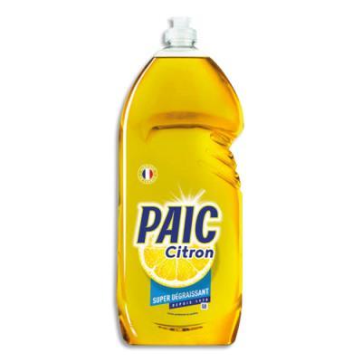 Liquide vaisselle main Paic - parfum citron - flacon de 1,5L (photo)