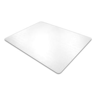 Dessous de chaise  EvolutionMat - rectangulaire - 1 200 mm x 1 500 mm - polymères renforcés - 50 % de matériaux recyclés - pour moquette - transparent (photo)