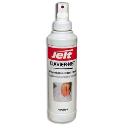 Nettoyant Clavier Net Jelt - pour claviers, téléphones, imprimantes - 250 ml (photo)