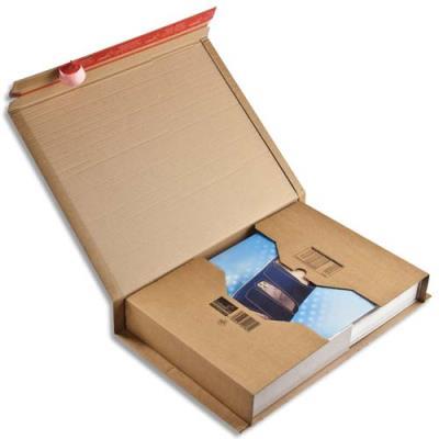 Etui d'expédition en carton rigide - format A3 - 45,5 x 32 x 7 cm (photo)