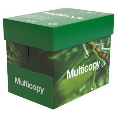 Papier A4 blanc 80g éco-responsable - boîte de 2500 feuilles (photo)