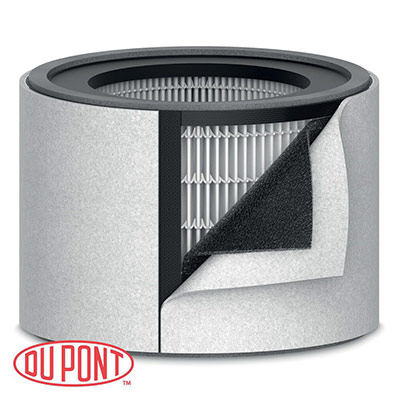 Filtre tambour HEPA 2-en-1 de DuPont pour purificateur d'air Z-2000 TruSens (photo)
