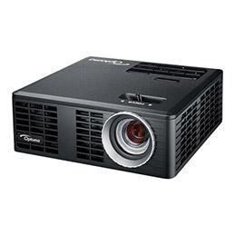 Optoma ML750e - Projecteur DLP - 3D - 700 lumens - WXGA (1280 x 800) - 16:10 - HD 720p (photo)