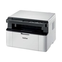 Brother DCP-1610W - Imprimante multifonctions - Noir et blanc - laser - 215.9 x 300 mm (original) - A4/Legal (support) - jusqu'à 20 ppm (copie) - jusqu'à 20 ppm (impression) - 150 feuilles - USB 2.0, Wi-Fi(n) (photo)