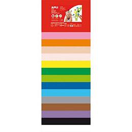 Sachet 10 feuilles mousse format 40x60cm rouge jaune gris noir orange violet beige blanc vert bleu