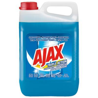 Nettoyant vitre et surfaces Ajax - parfum frais - 5 L (photo)