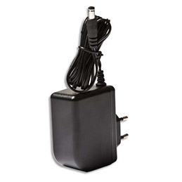 Adaptateur Brother 12 volts pour P-Touch H-500 et H-300 (photo)
