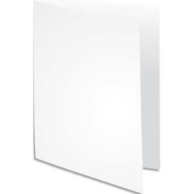 Sous-chemise Exacompta Rock's - blanc - format 22 x 31 cm - 80 g - paquet de 100