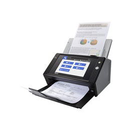 Fujitsu Network Scanner N7100 - Scanner de documents - Recto-verso - 216 x 355.6 mm - 600 ppp x 600 ppp - jusqu'à 25 ppm (mono) / jusqu'à 25 ppm (couleur) - Chargeur automatique de documents (50 feuilles) - jusqu'à 400 p... (photo)