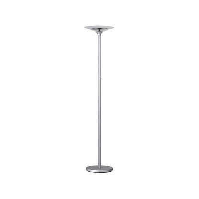 Lampadaire led Unilux Variaglass - gris - 180 cm - 2200 lumens (photo)