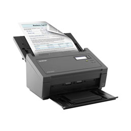 Brother PDS-6000 - Scanner de documents - Recto-verso - 218 x 5994 mm - 600 ppp x 600 ppp - jusqu'à 80 ppm (mono) / jusqu'à 80 ppm (couleur) - Chargeur automatique de documents (100 feuilles) - jusqu'à 6000 pages par jou... (photo)