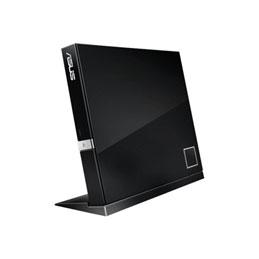 ASUS SBW-06D2X-U - Lecteur de disque - BDXL - 6x2x6x - USB 2.0 - externe - noir (photo)