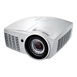 Optoma EH415ST - Projecteur DLP - 3D - 3500 ANSI lumens - Full HD (1920 x 1080) - 16:9 - HD 1080p - objectif zoom de courte portée (photo)
